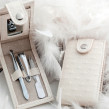 Manicure Set (Pearl White Cover)